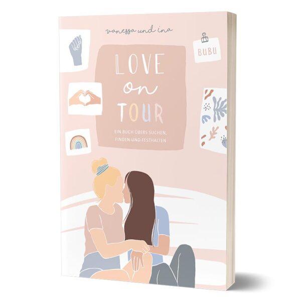 Cover vom Buch von Coupleontour - Love on Tour