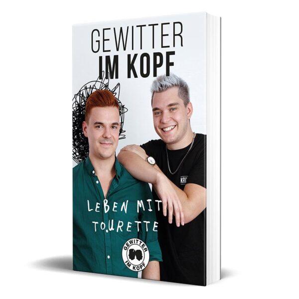 Cover von Biographie von Gewitter im Kopf - Leben mit Tourette