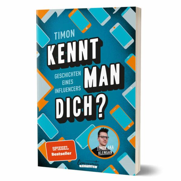 "Cover vom Buch ""Kennt man dich?"""