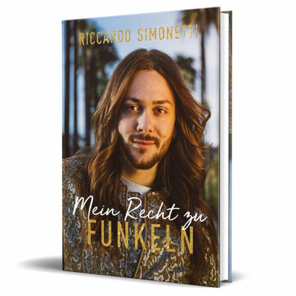 """Cover vom Buch """"Mein Recht zu funkeln"""""""