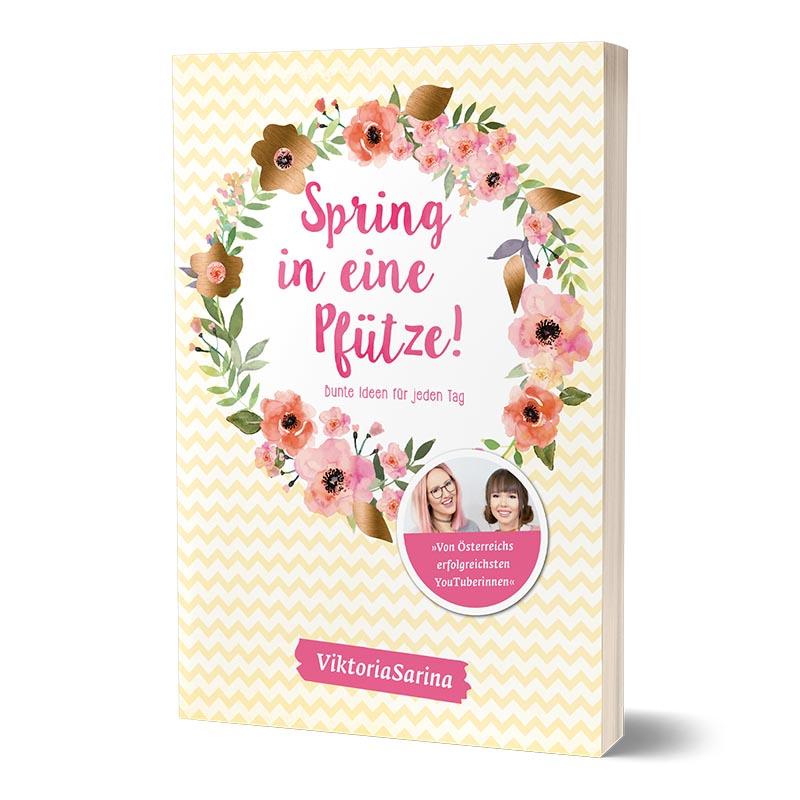 Cover von Mitmachbuch von ViktoriaSarina - Bunte Ideen für jeden Tag