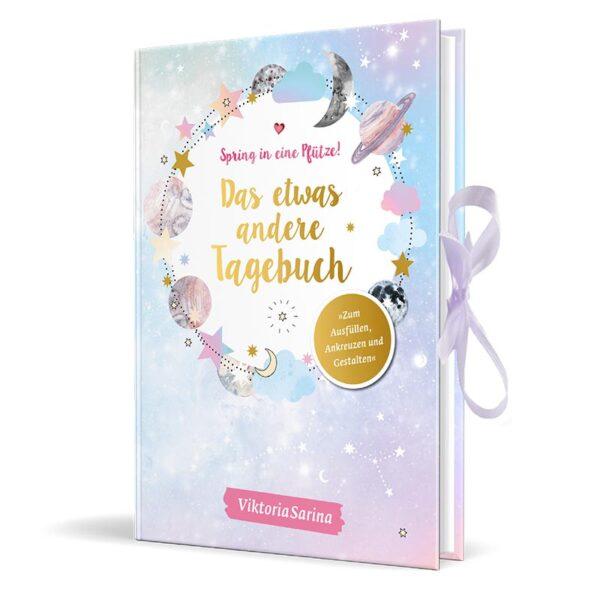 Cover von Mitmachbuch von ViktoriaSarina - Das etwas andere Tagebuch