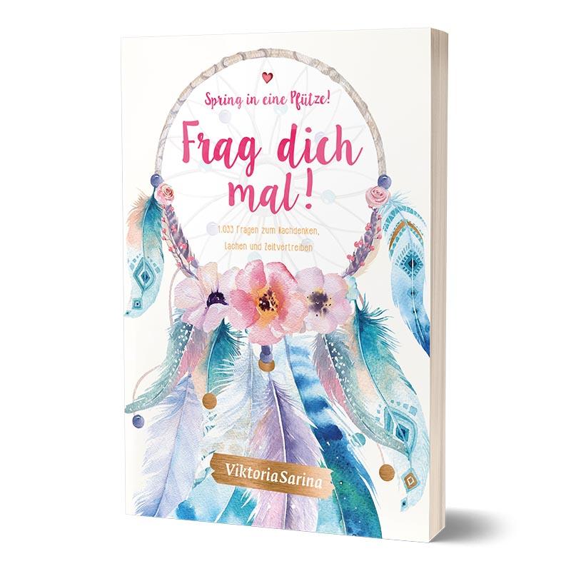 Cover von Mitmachbuch von ViktoriaSarina - Frag dich mal