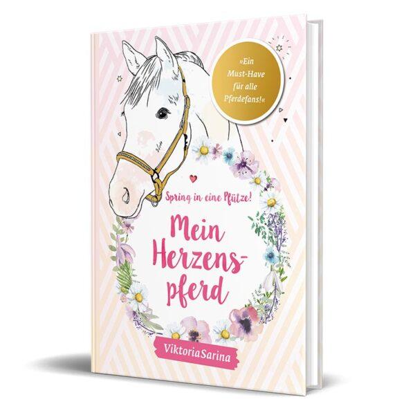 Cover von Mitmachbuch von ViktoriaSarina - Mein Herzenspferd