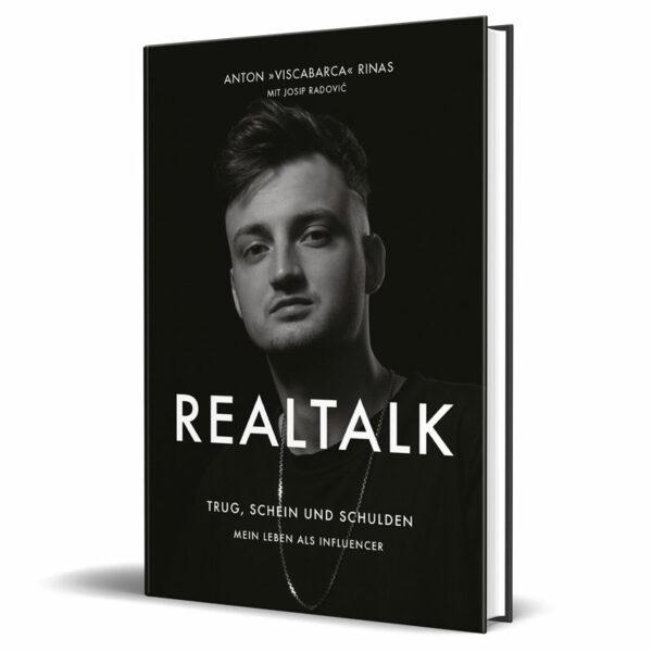 """Cover von der Biographie """"Realtalk"""""""