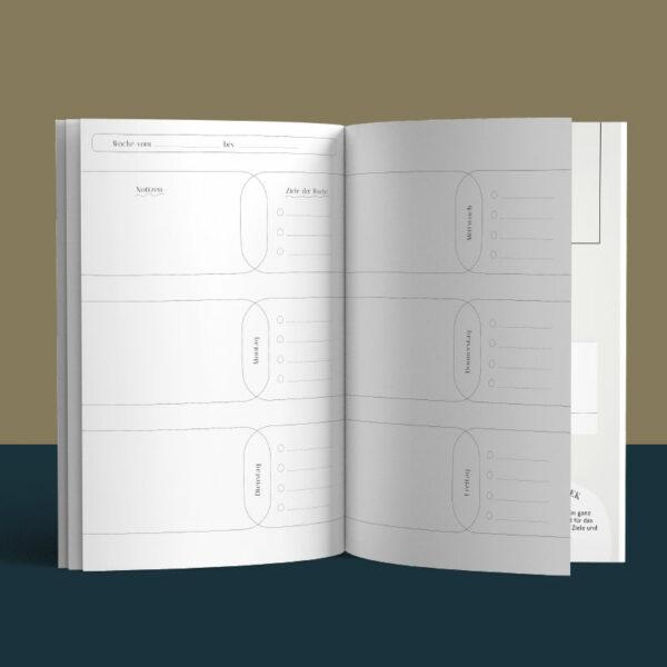 I'mJette Innenansicht 3 aus Art Journal