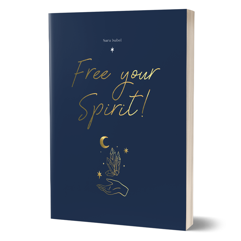 Cover vom Journal Free your spirit!