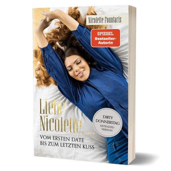 Cover vom Ratgeber von Mademoiselle Nicolette