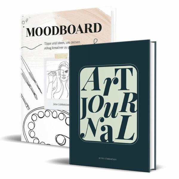 Bundle von I'mJette: Art Journal und Moodboard