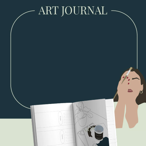 I'mJette</br>ART JOURNAL & ART BUNDLE