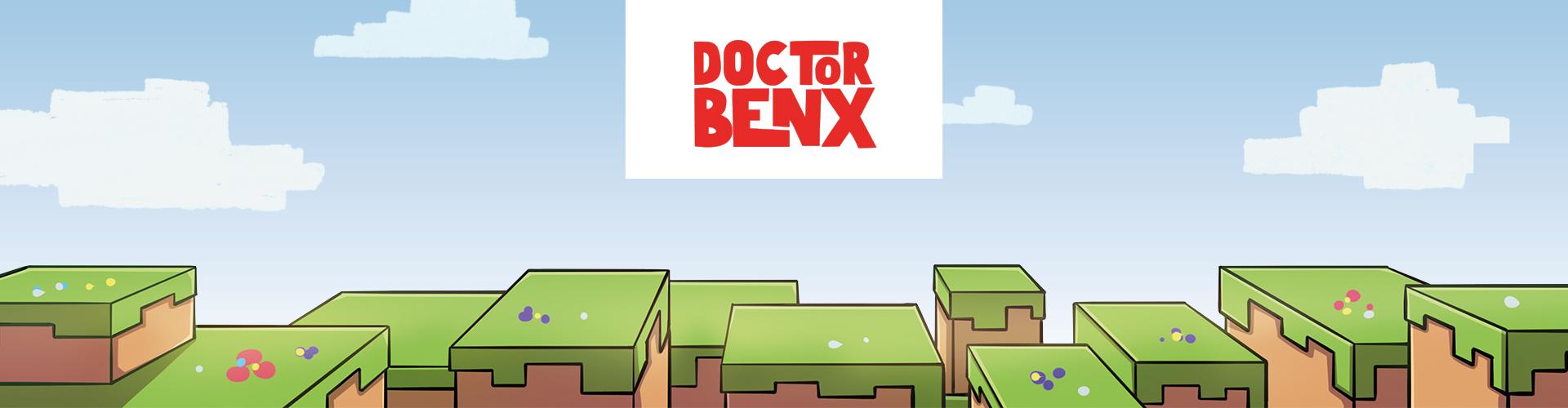 Doctor Benx Headergrafik