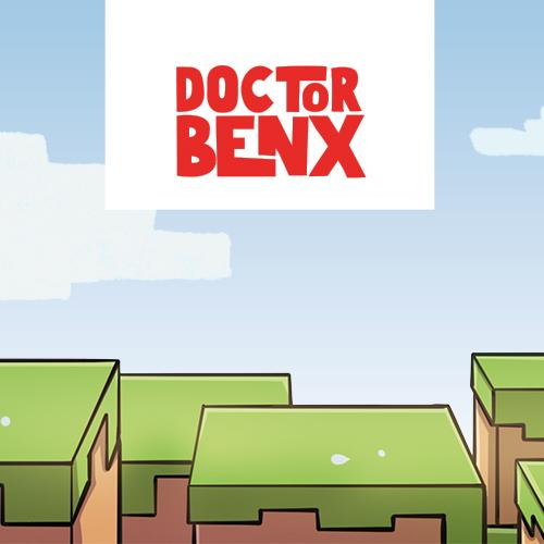 DoctorBenx Headergrafik mobile